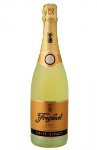 Carta Nevada Freixenet